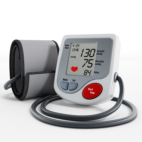 Bluetooth connected peripheral equipment title=Vital Sign Monitors